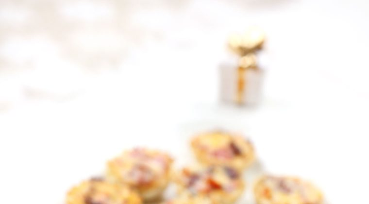 Oozy & Cheesy Bacon RO*TEL Appetizer Cups for Holiday Gatherings