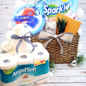 Surprise the Host with a Holiday Gift Basket!
